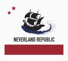 Neverland Republic by Ann Frazier