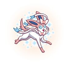 Sylveon by LaraFrizzell