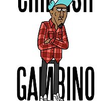 Alpha Dog/Childish Gambino by ccdgkad