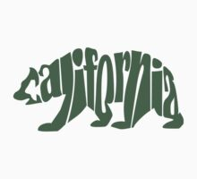 Green California Bear by denip