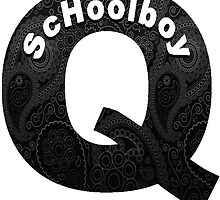 ScHoolboy Q - Black Paisley by mob345