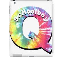 ScHoolboy Q - Tie Dye iPad Case/Skin