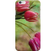 Tulipanes iPhone Case/Skin