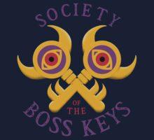 Society of the Boss Keys by minilla