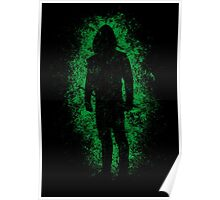 The Green Hood Poster