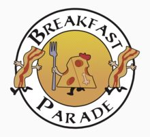 Breakfast parade by minilla