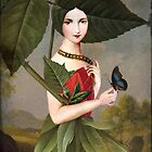 The Rose Garden by Catrin Welz-Stein