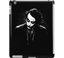 Heath Ledger as The Joker in Batman Dark Knight iPad Case/Skin