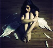 Fallen angel by fotowagner