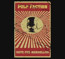 Pulp Faction - Marsellus Kids Clothes