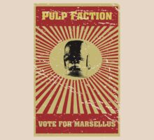 Pulp Faction - Marsellus by Frakk Geronimo