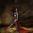 Bellona, Roman Goddess of War by Shanina Conway