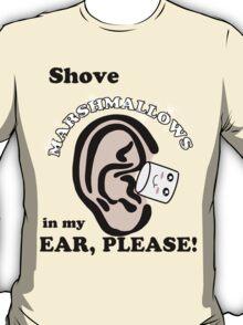 Marshmallows Make Me Tingle VL #7 (Kawaii) T-Shirt