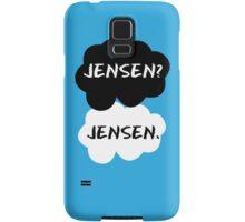 Jensen Ackles - TFIOS Samsung Galaxy Case/Skin