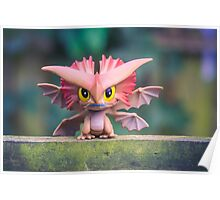 How to Train Your Dragon - Cloudjumper Mini Figurine Poster