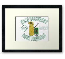 Dank Originals Framed Print