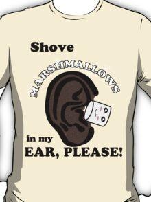 Marshmallows Make Me Tingle VL #35 (Kawaii) T-Shirt