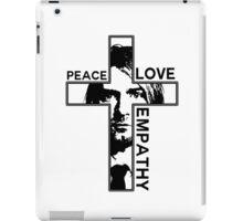 Peace Love Empathy iPad Case/Skin