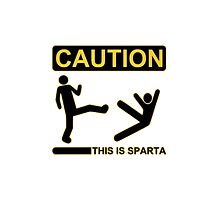 CAUTION THIS IS SPARTA 300 (abel in all colors) by younesalla