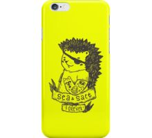 Hedgehog sailor iPhone Case/Skin