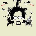 Tim Burton Tribute by Snufkin