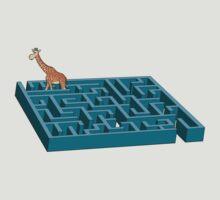 Advantage: Giraffe by TheBensanity