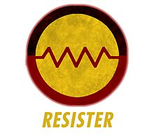 First Nations Resister by lokki