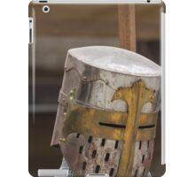 iron armor iPad Case/Skin