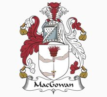 MacGowan Coat of Arms (Irish) by coatsofarms