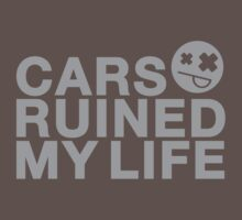 Cars ruined my life (6) by PlanDesigner