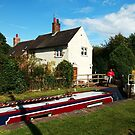 The Lock Keeper's Cottage by nigelphoto