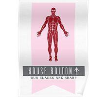 House Bolton Sigil Poster