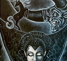 Consumed by Darkness by Megan Mars