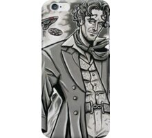 Time War Eighth Doctor iPhone Case/Skin