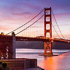 The Golden Gate  by Radek Hofman
