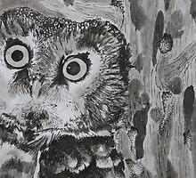 Owl by Maura Hartzman