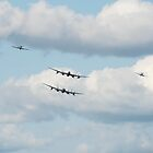 Battle of Britain Memorial Flight  by Rob Hawkins