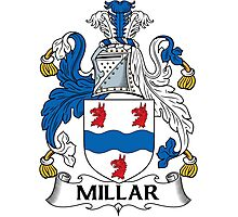 Millar Coat of Arms (Clare, Ireland) Photographic Print