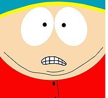 Eric Cartman South Park by martdude
