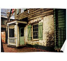 This Old House Is Haunted by Ghosts Poster