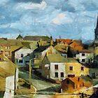 Le Village de Treignes - Belgium by Gilberte