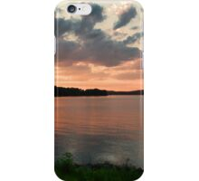 Sunset on The Bohemia River iPhone Case/Skin