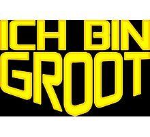 Ich Bin Groot Photographic Print