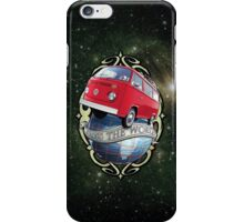 Cross the World - Bus T2 iPhone Case/Skin