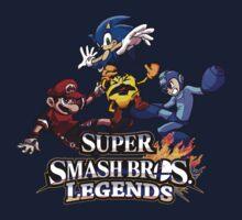 Super Smash Soccer Kids Clothes