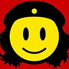 Che Guevera Smiley by hardwear