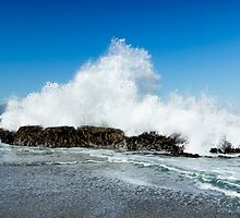 Power Display at Bloubergstrand by SeeOneSoul