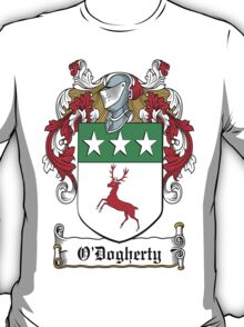 O'Dogherty Coat of Arms (Donegal) T-Shirt