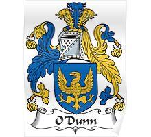 O'Dunn Coat of Arms (Irish) Poster