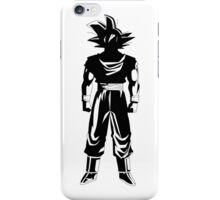 Warrior (black) iPhone Case/Skin